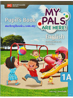 My Pals Are Here ! English (International) 2nd Edition Pupil's Book 1A