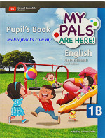My Pals Are Here ! English (International) 2nd Edition Pupil's Book 1B
