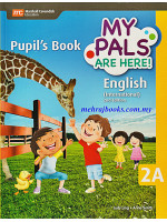 My Pals Are Here ! English (International) 2nd Edition Pupil's Book 2A