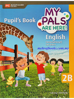 My Pals Are Here ! English (International) 2nd Edition Pupil's Book 2B