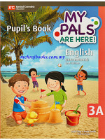 My Pals Are Here ! English (International) 2nd Edition Pupil's Book 3A