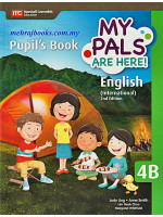 My Pals Are Here ! English (International) 2nd Edition Pupil's Book 4B
