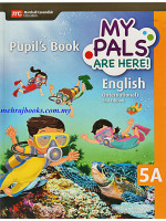 My Pals Are Here ! English (International) 2nd Edition Pupil's Book 5A
