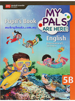 My Pals Are Here ! English (International) 2nd Edition Pupil's Book 5B