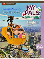 My Pals Are Here ! English (International) 2nd Edition Pupil's Book 6A