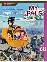 My Pals Are Here ! English (International) 2nd Edition Pupil's Book 6B
