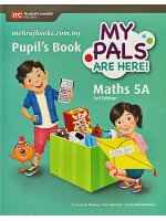 My Pals Are Here ! Maths 5A Pupil's Book 3rd Edition
