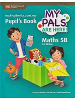 My Pals Are Here ! Maths 5B Pupil's Book 3rd Edition