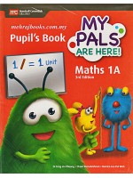 My Pals Are Here ! Maths 1A Pupil's Book 3rd Edition