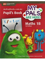 My Pals Are Here ! Maths 1B Pupil's Book 3rd Edition
