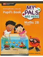 My Pals Are Here ! Maths 2B Pupil's Book 3rd Edition