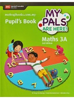My Pals Are Here ! Maths 3A Pupil's Book 3rd Edition