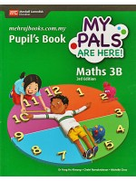 My Pals Are Here ! Maths 3B Pupil's Book 3rd Edition