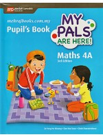My Pals Are Here ! Maths 4A Pupil's Book 3rd Edition