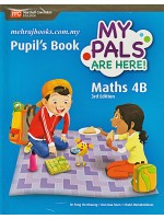 My Pals Are Here ! Maths 4B Pupil's Book 3rd Edition
