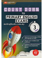 Count Down To Primary English Exams Primary 3