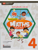 Marshall Cavendish Maths Pupil's Book 4