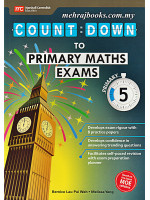 Count Down to Primary Maths Exams Primary 5