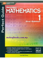 Perfect Guide Secondary Mathematics 1 (2nd Edition)