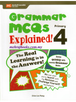 Grammar MCQs Explained Primary 4