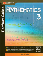 Perfect Guide Secondary Mathematics 3
