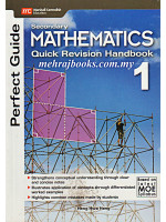 Perfect Guide Secondary Mathematics Quick Revision Handbook 1