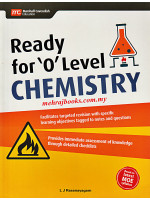 Ready for 'O' Level Chemistry