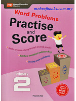 Word Problems Practise and Score Primary 2