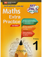 My Pals Are Here! Maths Extra Practice 2nd Edition Primary 1