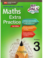 My Pals Are Here! Maths Extra Practice 2nd Edition Primary 3