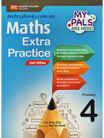 My Pals Are Here! Maths Extra Practice 2nd Edition Primary 4