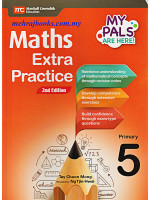 My Pals Are Here! Maths Extra Practice 2nd Edition Primary 5
