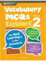 Vocabulary MCQs Explained Primary 2