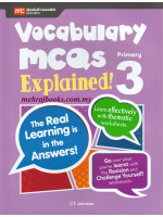 Vocabulary MCQs Explained Primary 3