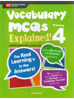 Vocabulary MCQs Explained Primary 4