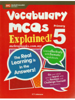 Vocabulary MCQs Explained Primary 5