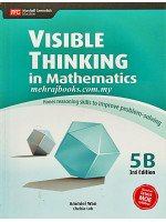 Visible Thinking in Mathematics Primary 5B (3rd Edition)