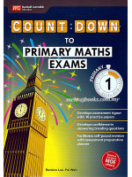 Count Down To Primary Maths Exams Primary 1