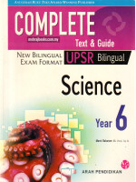 Complete Text & Guide Science Year 6