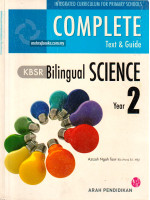 Complete Text & Guide Science Year 2