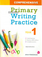 Comprehensive Primary Writing Practice Year 1