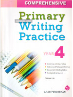 Comprehensive Primary Writing Practice Year 4