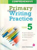 Comprehensive Primary Writing Practice Year 5