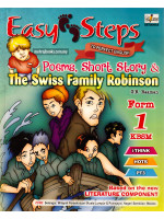 Easy Steps Poem, Short Story & The Swiss Family Robinson Form 1