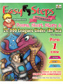 Easy Steps Poem, Short Story & 20,000 Leagues Under the Sea Form 1