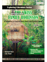 Exploring Literature Series The Swiss Family Robinson A Collection of Poems, Short Story & Graphic Novel Form 1