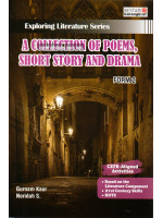 Exploring Literature Series A Collection Of Poems, Short Story & Drama Form 2