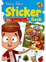 Fairy Tales Sticker Book 1