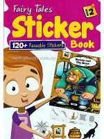 Fairy Tales Sticker Book 2