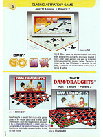 Dam/Draughts
